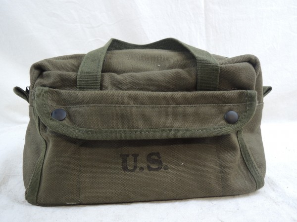 US Army Werkzeugtasche Tasche Einsatztasche Sergeant bag Feldwebel Tasche klein cargo Jeep bag