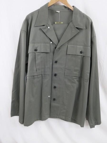 WW2 HBT Jacket Feldjacke Jacke Hemd Feldhemd Gr.XXL