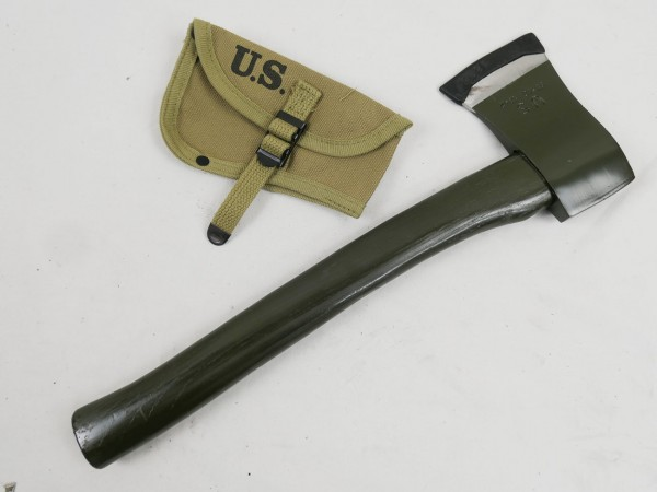 US Army M1910 Axt mit Cover M-1910