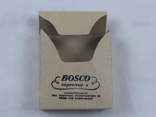"""Zigarettenpäckchen """" Bosco Superieur """" für die Wehrmacht"""