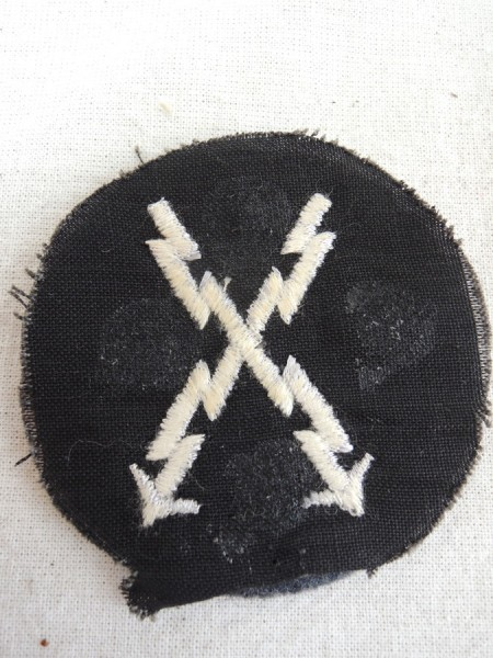 Luftwaffe Tätigkeitsabzeichen 1935 für geprüften Fernschreiber