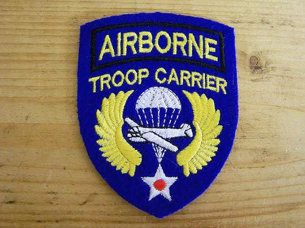 US Air Force Troop Carrier Group