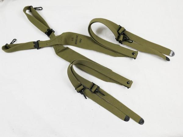 US Army Suspenders Tragegurt Koppeltragegestell M1936 M36 Repro