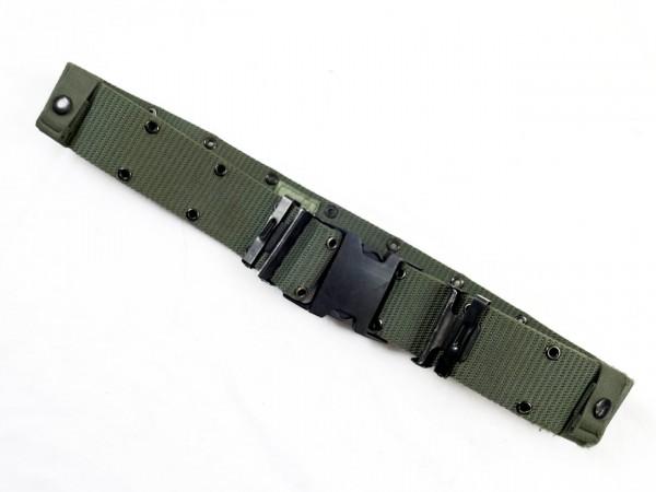 1x US Pistol Belt Lochkoppel US Army 80er Jahre Large