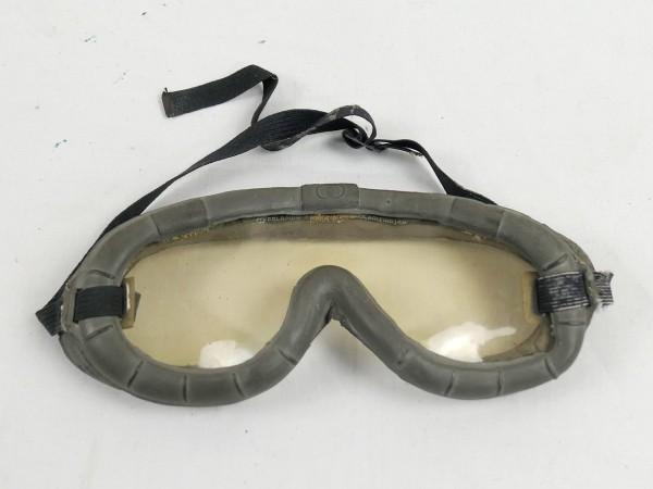 Original US Army Polaroid WWII AAF Flight Goggles All purpose Schutzbrille