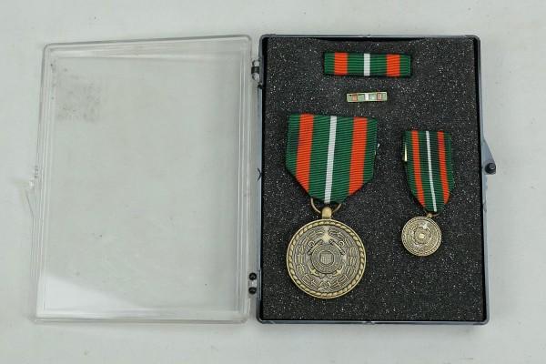 United States Coast Guard Achivement Medal original Auchszeinung