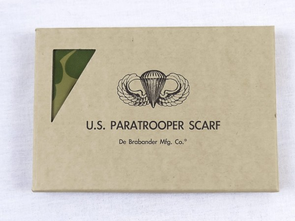 US Army Paratrooper Scarf Schal US Fallschirmjäger Halstuch