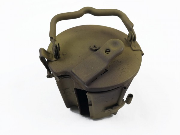 Gurttrommel MG42 / MG53 50 Schuß 8x 57mm DAK Afrika Korps