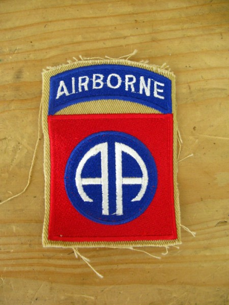 Patch 82nd AB Div.