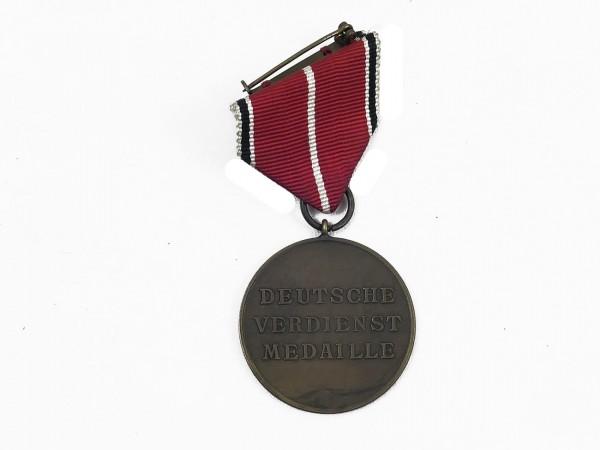 Deutsche Verdienstmedaille in bronze