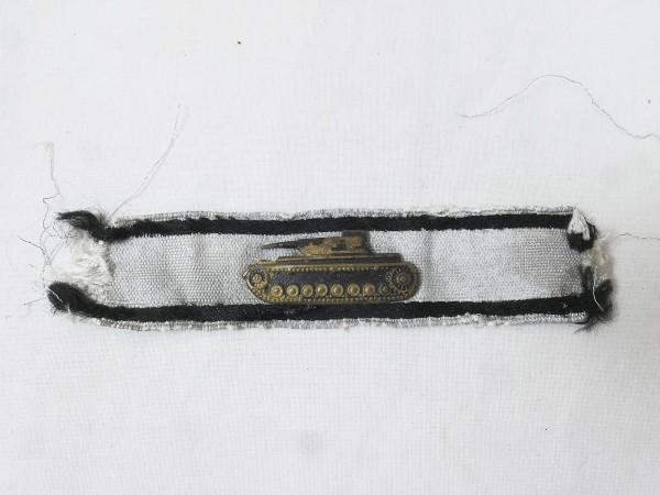 Panzervernichtungsabzeichen silber / Sonderabzeichen für das Niederkämpfen von Panzerkampfwagen
