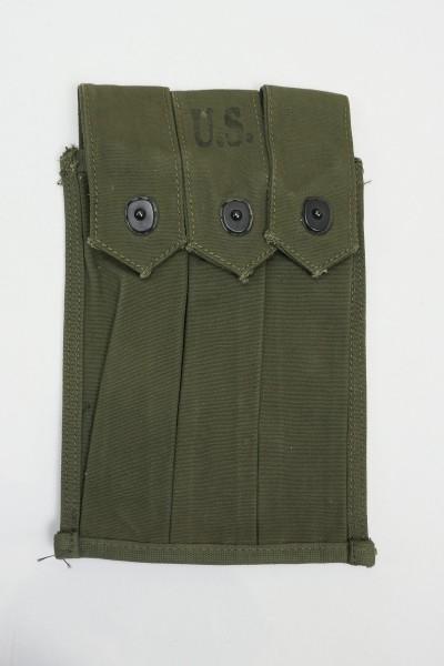 US Vietnam War Pocket Ammunition Magazines SMG M3 Pouch Magazintasche Grease Gun #3