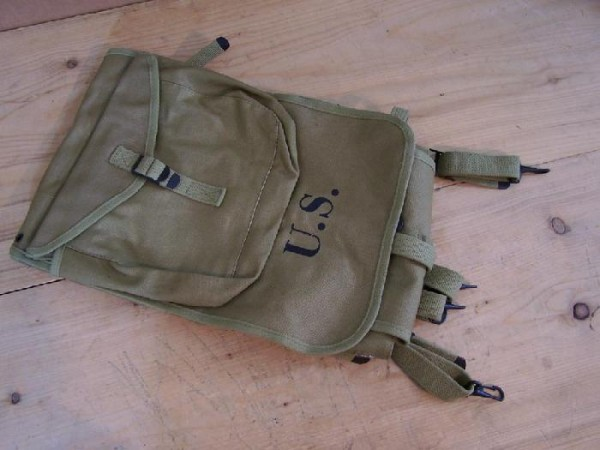 US Army Haversack Combat Field Pack