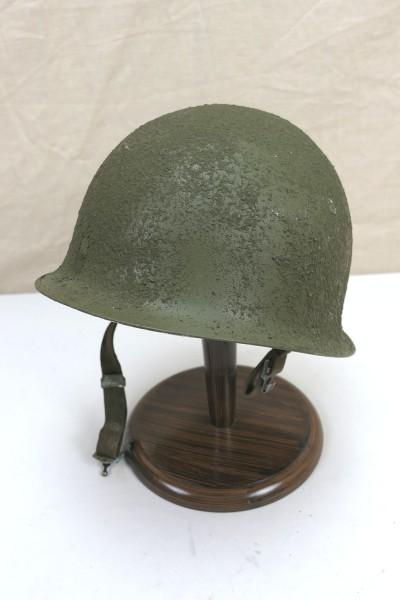US Army WW2 M1 helmet Stahlhelm Glocke oliv