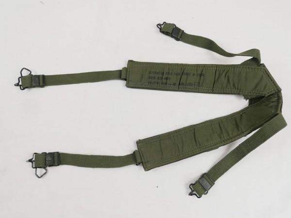 US Army M-1956 Suspenders / Koppeltragehilfe Vietnam original 1969