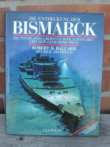 """Buch """"Die Entdeckung der Bismark"""""""