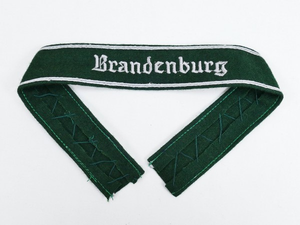 Wehrmacht Elite Ärmelband Division BRANDENBURG Ärmelstreifen