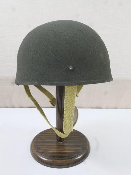 WW2 Britischer Fallschirmjägerhelm Stahlhelm Fallschirmjäger Paratrooper Gr. 59/60