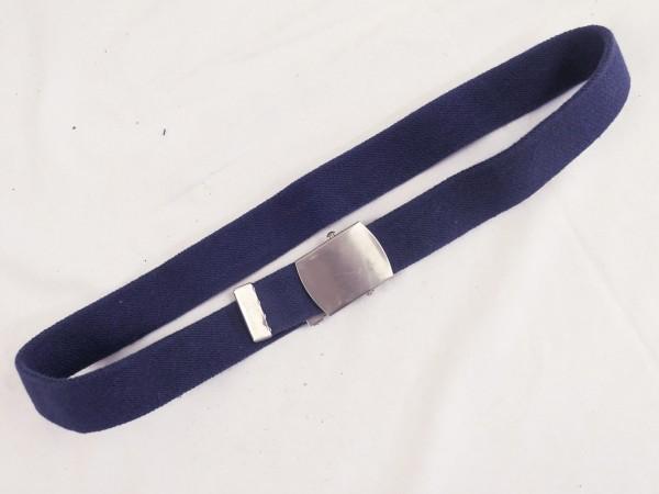 US Hosenkoppel USAF Air Force Hosengürtel BDU Koppel blau