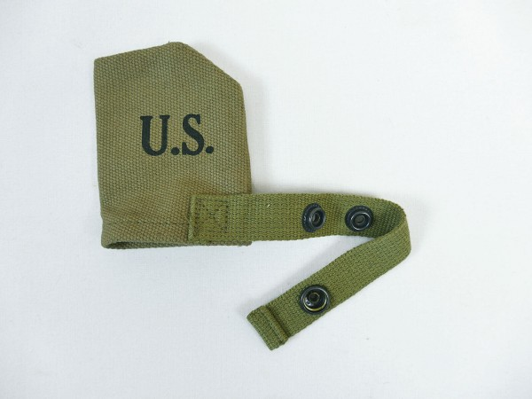 US ARMY WW2 CARBINE M1 MUZZLE COVER STAUBSCHUTZKAPPE MÜNDUNGSSCHONER 1943