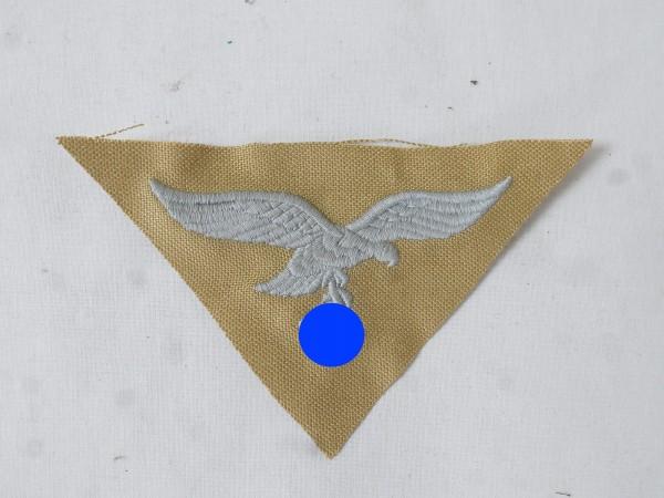 Brustadler für Tropenhemd Luftwaffe gestickt