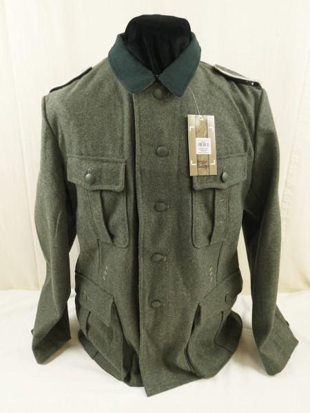 Wehrmacht Feldbluse M36 Feldjacke Uniform feldgrau WW2