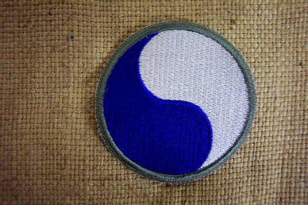 US Army 29th Infantry Division