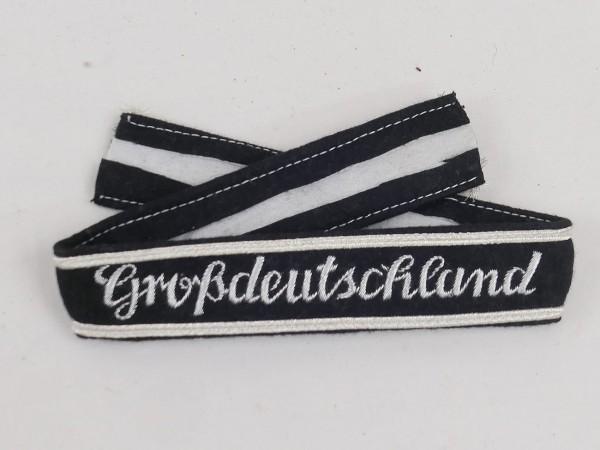 Ärmelband Großdeutschland Ausführung für Offiziere