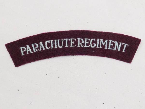 WW2 British Pegasus Parachute Regiment Paratrooper Division Ärmelabzeichen GB Insignia