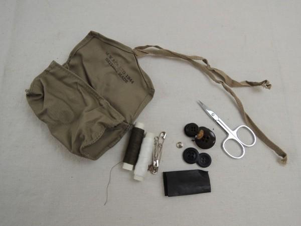 US Army Nähzeug Nähset / Sewing Kit personel itmes persönliche Ausrüstung