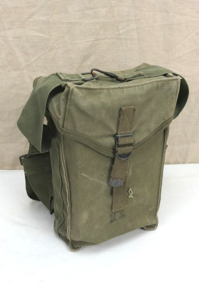 Original US Army WW2 M1 Munitionstasche Universal Ammo Pouch 1944