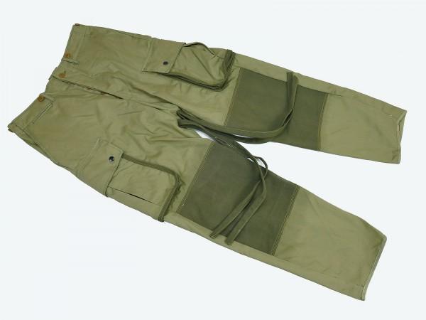 NEU: US WW2 Paratrooper Jump Trousers M1942 Feldhose Fallschirmjägerhose 101st Airborne