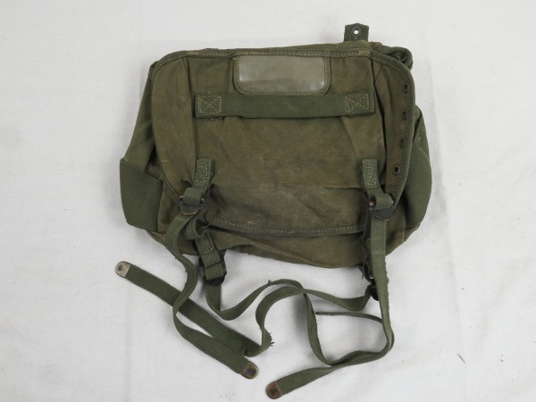 US Army Vietnam Buttpack Sturmgepäck Kampftasche Field Pack Combat M-1956