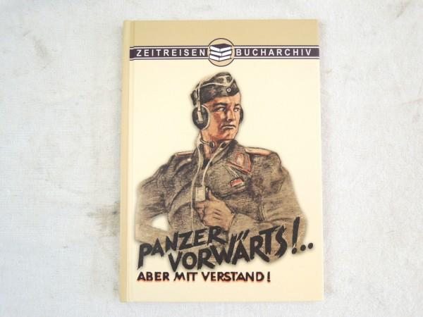 """Buch """"Panzer vorwärts!...Aber mit Verstand"""""""