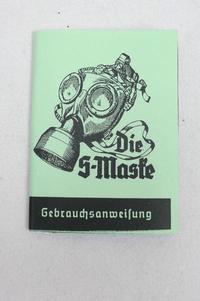 Gebrauchsanweisung Die S-Maske - Heft Broschüre