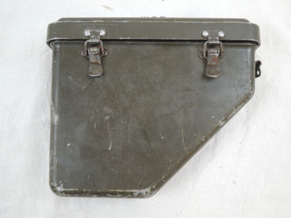 US Army Case, Carrying M 82 Winkelmesser Artillerie Quadrant Gunners M1
