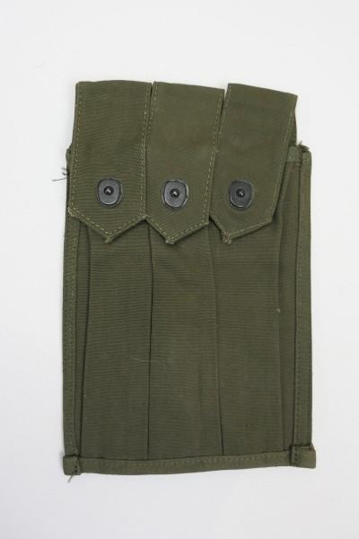 US Vietnam War Pocket Ammunition Magazines SMG M3 Pouch Magazintasche Grease Gun #2