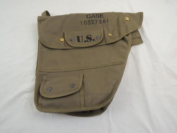 US ARMY Jeep Case Canvas bag Willys Jeep Ford GPW Hotchkiss M201