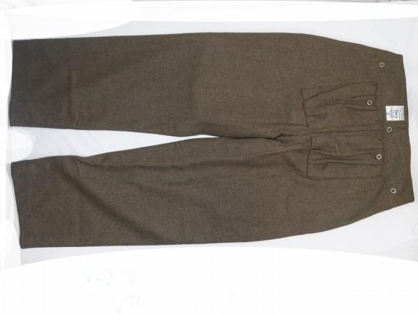 Paratrooper trousers British Army WW2 / Fallschirmjäger Hose britisch Parachutist
