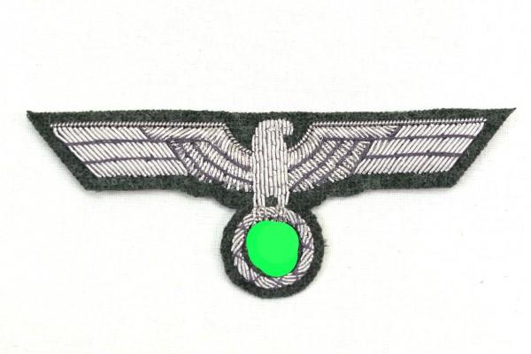 Wehrmacht Brustadler M40 Offizier gestickt