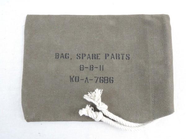 US Army Tool Spare Parts Bag Tasche für Zubehör Jeep oder Ford GPW