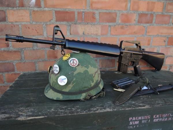 US M16 Sturmgewehr Deko Modell Filmwaffe