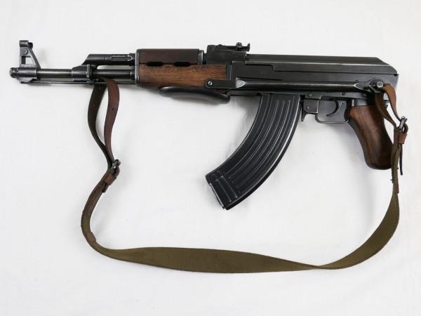 Denix Replica MG Kalashnikov AK 47 Antik Finish Deko Modell