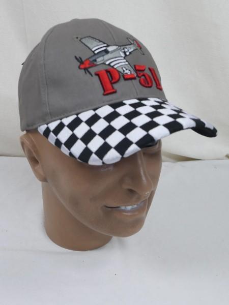 P-51 Mustang Cap Schirmmütze US Baseball cap