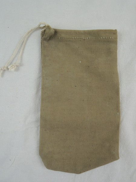 US ARMY WW2 Tasche Bag Spare Part für Thompson Submachine Gun cal .45