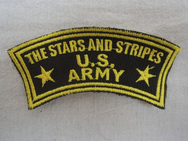 US Army Abzeichen THE STARS AND STRIPES U.S. ARMY