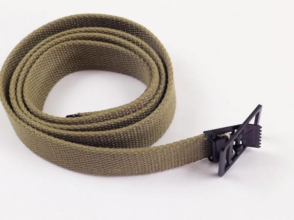 US Hosenkoppel Mannschaften Hosengürtel HBT M 1937 Koppel 42 inch / 101,6cm