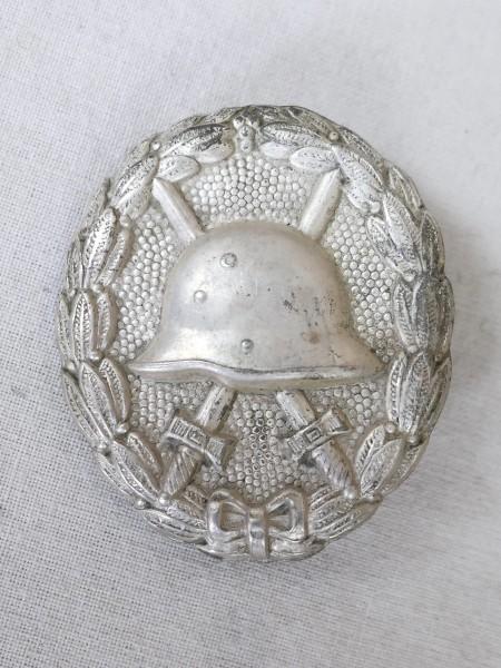 WK1 Verwundetenabzeichen Stufe Silber