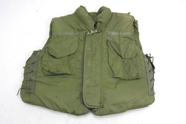 US ARMY Vietnam Flak Vest Body Armor Weste Fragmentation Splitterschutzweste MED