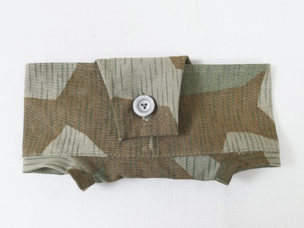 Variante B Splittertarn Tarn Bezug Hülle für Fernglas Dienstglas 6x30 Wehrmacht